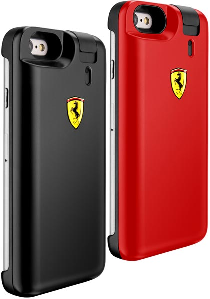 Scuderia Ferrari Fragrances Filled In Iphone Cases